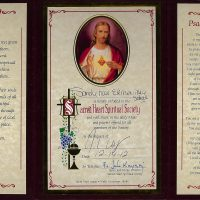 Embracing Newtown Mass Cards 106