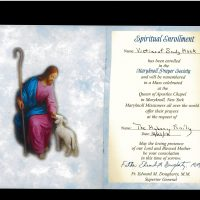 Embracing Newtown Mass Cards 11