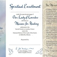Embracing Newtown Mass Cards 133