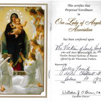 Embracing Newtown Mass Cards 143
