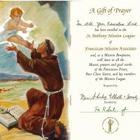Embracing Newtown Mass Cards 158