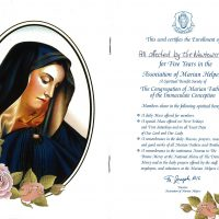 Embracing Newtown Mass Cards 159