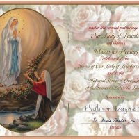 Embracing Newtown Mass Cards 168