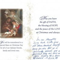 Embracing Newtown Mass Cards 173