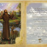Embracing Newtown Mass Cards 186