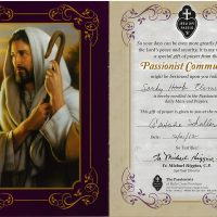 Embracing Newtown Mass Cards 187