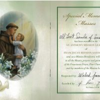 Embracing Newtown Mass Cards 188
