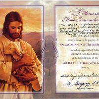 Embracing Newtown Mass Cards 193