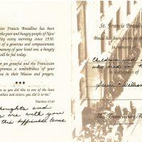 Embracing Newtown Mass Cards 198