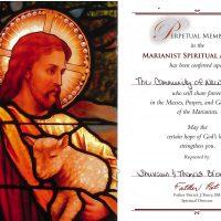 Embracing Newtown Mass Cards 199