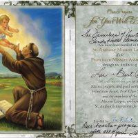 Embracing Newtown Mass Cards 200