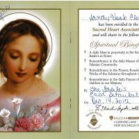 Embracing Newtown Mass Cards 203