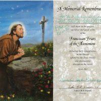 Embracing Newtown Mass Cards 217