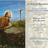 Embracing Newtown Mass Cards 221