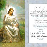 Embracing Newtown Mass Cards 229