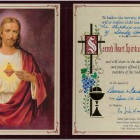 Embracing Newtown Mass Cards 230