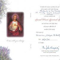 Embracing Newtown Mass Cards 234
