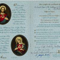 Embracing Newtown Mass Cards 239