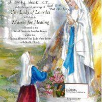Embracing Newtown Mass Cards 246