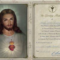 Embracing Newtown Mass Cards 253