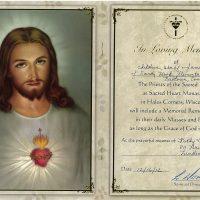 Embracing Newtown Mass Cards 259