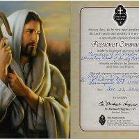 Embracing Newtown Mass Cards 263