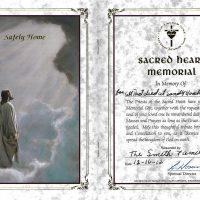 Embracing Newtown Mass Cards 268