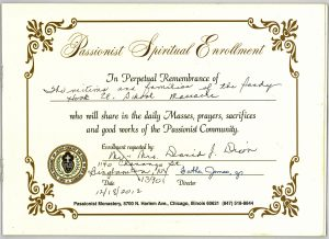 Embracing Newtown Mass Cards 41