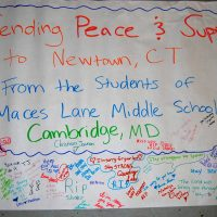 Embracing Newtown Posters Banners Quilts and Art 190