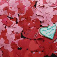 Embracing Newtown Valentines Day 29