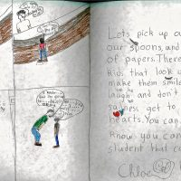 Embracing Newtown Volunteer Favorite Letters 1