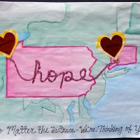 Embracing Newtown Volunteer Favorite Letters 125