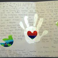 Embracing Newtown Volunteer Favorite Letters 190