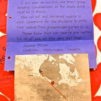 Embracing Newtown Volunteer Favorite Letters 195