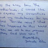Embracing Newtown Volunteer Favorite Letters 204