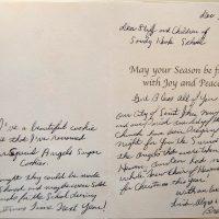 Embracing Newtown Volunteer Favorite Letters 236