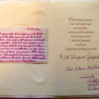 Embracing Newtown Volunteer Favorite Letters 245