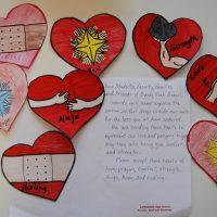 Embracing Newtown Volunteer Favorite Letters 254