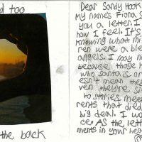 Embracing Newtown Volunteer Favorite Letters 26