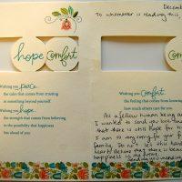 Embracing Newtown Volunteer Favorite Letters 263