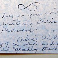 Embracing Newtown Volunteer Favorite Letters 266