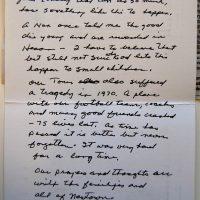 Embracing Newtown Volunteer Favorite Letters 272