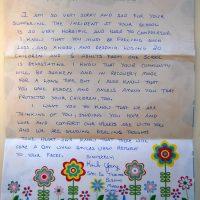 Embracing Newtown Volunteer Favorite Letters 277