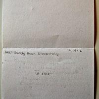 Embracing Newtown Volunteer Favorite Letters 285