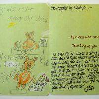Embracing Newtown Volunteer Favorite Letters 301