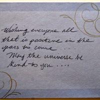 Embracing Newtown Volunteer Favorite Letters 313