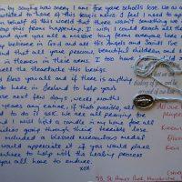 Embracing Newtown Volunteer Favorite Letters 314
