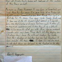 Embracing Newtown Volunteer Favorite Letters 323