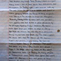 Embracing Newtown Volunteer Favorite Letters 325