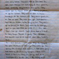 Embracing Newtown Volunteer Favorite Letters 326
